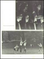 1971 Harpeth Hall School Yearbook Page 18 & 19