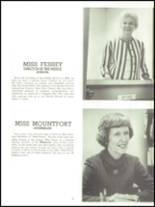 1971 Harpeth Hall School Yearbook Page 24 & 25