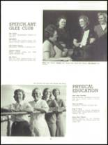 1971 Harpeth Hall School Yearbook Page 28 & 29