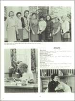 1971 Harpeth Hall School Yearbook Page 30 & 31