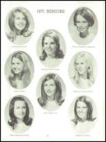 1971 Harpeth Hall School Yearbook Page 40 & 41