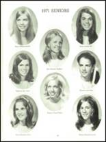 1971 Harpeth Hall School Yearbook Page 42 & 43