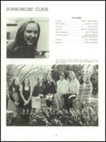 1971 Harpeth Hall School Yearbook Page 60 & 61