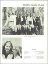 1971 Harpeth Hall School Yearbook Page 76 & 77