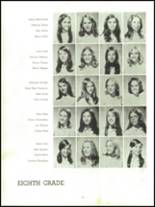 1971 Harpeth Hall School Yearbook Page 80 & 81