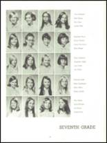 1971 Harpeth Hall School Yearbook Page 82 & 83