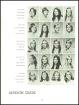 1971 Harpeth Hall School Yearbook Page 84 & 85