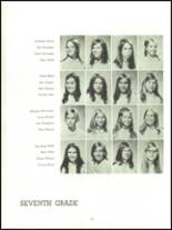 1971 Harpeth Hall School Yearbook Page 86 & 87