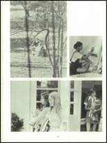1971 Harpeth Hall School Yearbook Page 88 & 89