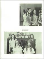 1971 Harpeth Hall School Yearbook Page 94 & 95