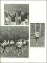 1971 Harpeth Hall School Yearbook Page 98 & 99