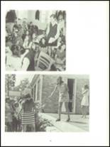 1971 Harpeth Hall School Yearbook Page 100 & 101