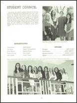 1971 Harpeth Hall School Yearbook Page 102 & 103