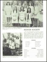 1971 Harpeth Hall School Yearbook Page 104 & 105