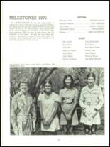1971 Harpeth Hall School Yearbook Page 106 & 107