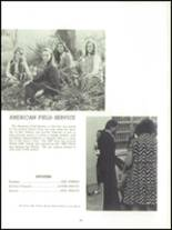 1971 Harpeth Hall School Yearbook Page 108 & 109
