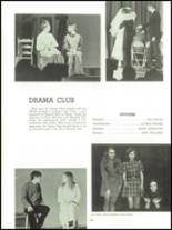 1971 Harpeth Hall School Yearbook Page 110 & 111