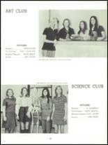 1971 Harpeth Hall School Yearbook Page 112 & 113