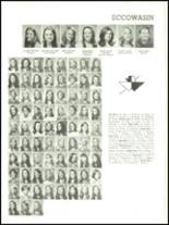 1971 Harpeth Hall School Yearbook Page 118 & 119
