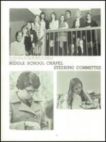1971 Harpeth Hall School Yearbook Page 124 & 125