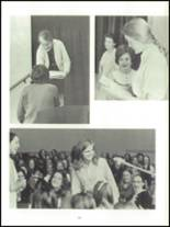 1971 Harpeth Hall School Yearbook Page 126 & 127