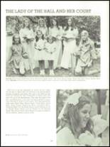 1971 Harpeth Hall School Yearbook Page 128 & 129