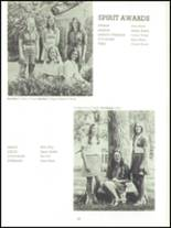 1971 Harpeth Hall School Yearbook Page 132 & 133