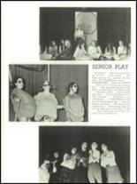 1971 Harpeth Hall School Yearbook Page 140 & 141