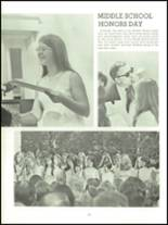 1971 Harpeth Hall School Yearbook Page 146 & 147