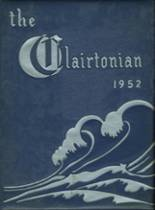 1952 Yearbook Clairton High School