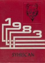 1983 Yearbook Sylacauga High School