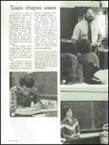 1982 Freeport High School Yearbook Page 28 & 29
