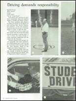 1982 Freeport High School Yearbook Page 40 & 41