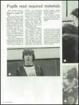 1982 Freeport High School Yearbook Page 48 & 49