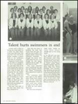 1982 Freeport High School Yearbook Page 106 & 107