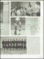 1982 Freeport High School Yearbook Page 124 & 125