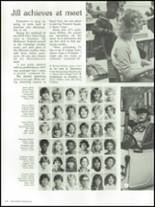 1982 Freeport High School Yearbook Page 140 & 141