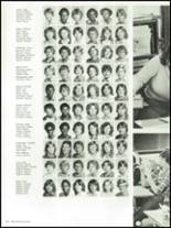 1982 Freeport High School Yearbook Page 156 & 157