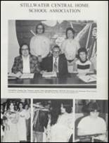 1980 Stillwater High School Yearbook Page 44 & 45