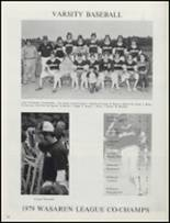 1980 Stillwater High School Yearbook Page 60 & 61