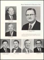1967 W.B. Ray High School Yearbook Page 14 & 15