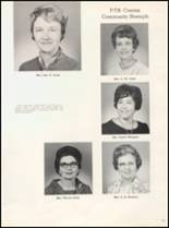 1967 W.B. Ray High School Yearbook Page 20 & 21