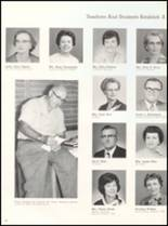 1967 W.B. Ray High School Yearbook Page 22 & 23