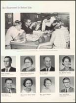 1967 W.B. Ray High School Yearbook Page 24 & 25
