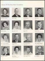 1967 W.B. Ray High School Yearbook Page 28 & 29