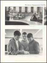 1967 W.B. Ray High School Yearbook Page 46 & 47