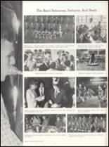 1967 W.B. Ray High School Yearbook Page 108 & 109