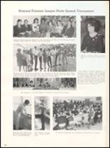 1967 W.B. Ray High School Yearbook Page 128 & 129