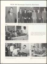 1967 W.B. Ray High School Yearbook Page 132 & 133