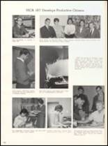 1967 W.B. Ray High School Yearbook Page 134 & 135